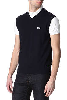 HUGO BOSS Vily wool tank top