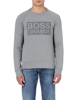 HUGO BOSS Logo sweatshirt
