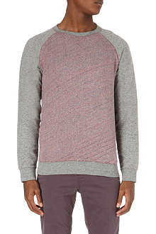 HUGO BOSS Wirtuo two-toned jumper