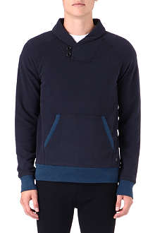 HUGO BOSS Shawl neck sweater