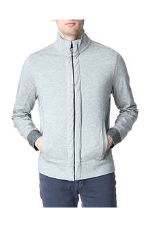 HUGO BOSS Zip-up sweatshirt