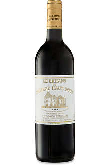 BAHANS HAUT BRION Graves 1996 750ml