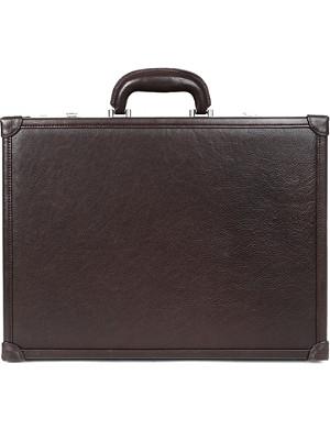LEONARD HEYDEN Bristol attache briefcase