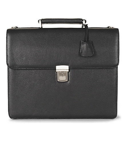 LH Berlin briefcase (Black