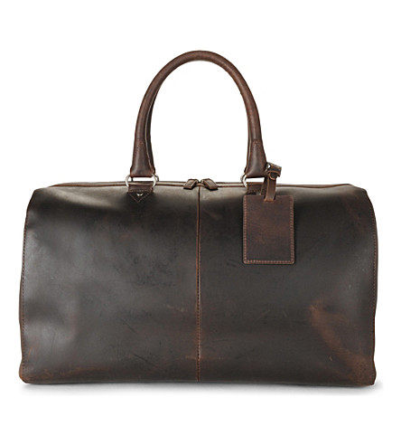 LH Salisbury travel bag (Brown