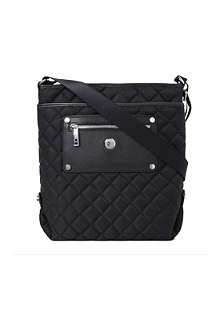 KNOMO Silvi iPad messenger bag