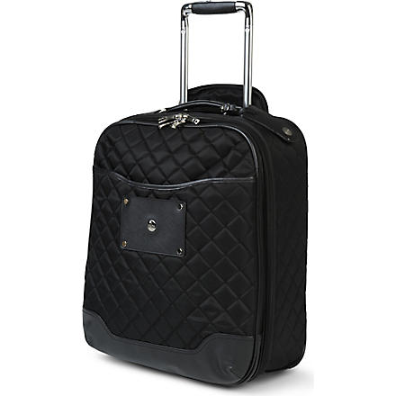 KNOMO Marseille two-wheel cabin suitcase 50cm (Black