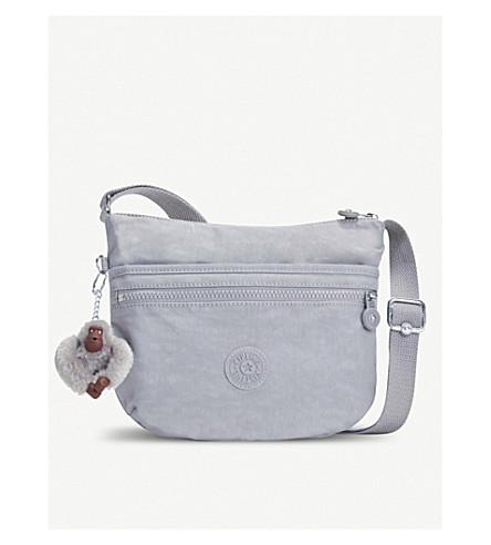 KIPLING Arto cross-body nylon bag (Clouded+sky