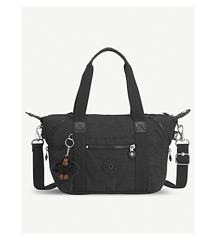 KIPLING Art Mini water-repellent handbag (True+black