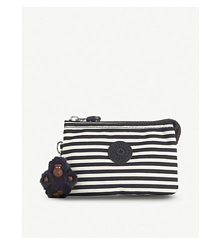 KIPLING Creativity small purse (Marine+stripy