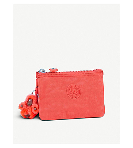 KIPLING Creativity small purse (Galaxy+orange