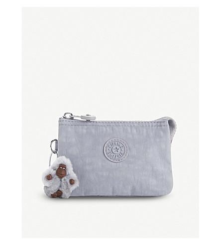 KIPLING Creativity small purse (Clouded+sky