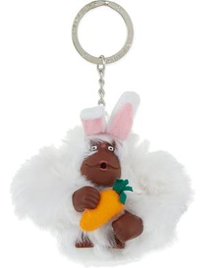 KIPLING Kipling Easter monkey keychain