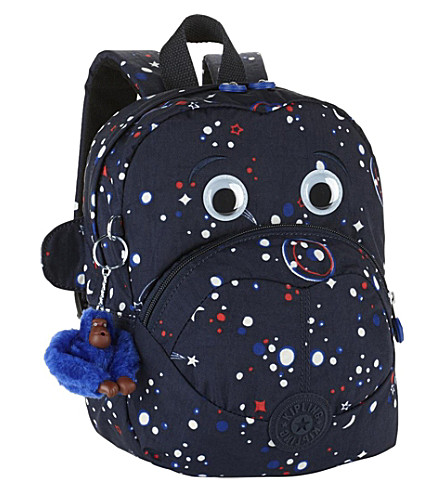KIPLING Fast nylon backpack (Galaxy+party