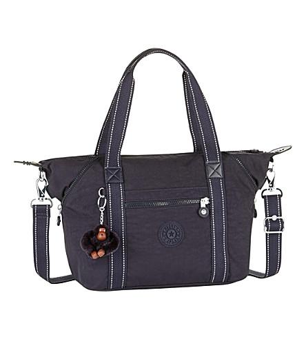 KIPLING Art S purse (Blue+purple+c