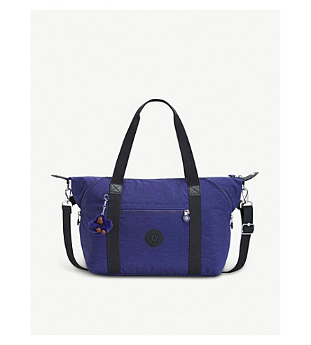 handbag KIPLING Art Art KIPLING purple Summer nylon IRw8UU