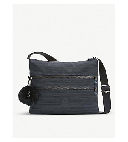 Low Cost Cheap Price Purchase Sale Online KIPLING Alvar shoulder bag True dazz navy 100% Authentic Sale Online Cheap Latest Collections 2018 Unisex Online E5VZ2