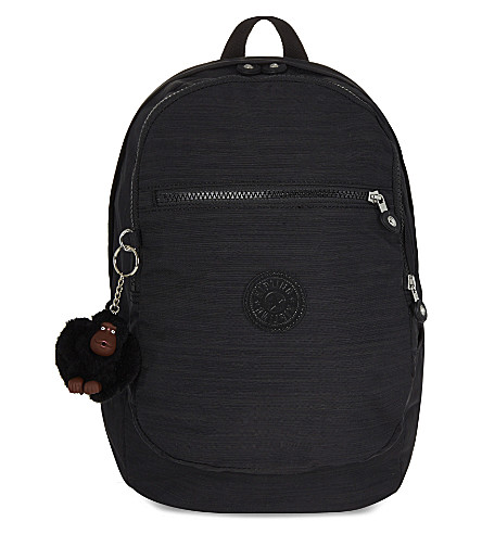 KIPLING Clas Challenger nylon backpack (Dazz+black