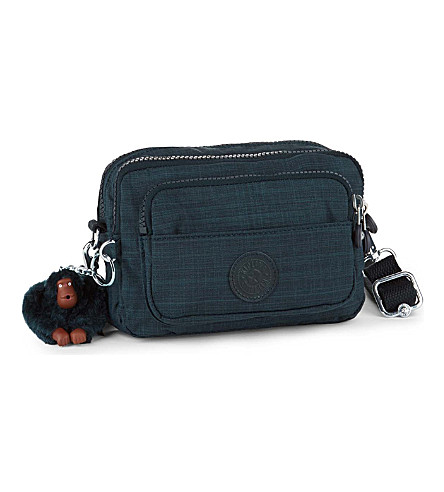 KIPLING Multiple nylon travel bag (Dazz+true+blue