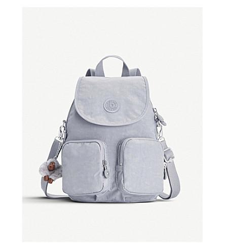KIPLING Firefly Up water-resistant backpack (Clouded+sky