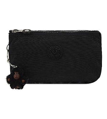 KIPLING Creativity nylon purse (Dazz+black
