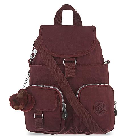 KIPLING Firefly mini nylon backpack (Chardonney