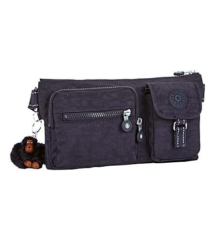KIPLING Presto waist bag (Blue+purple+c