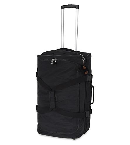 KIPLING Teagan two-wheel trolley suitcase 66cm (Dazz+black