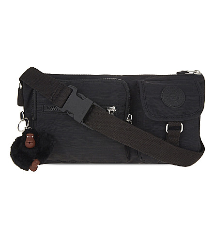 KIPLING Presto nylon waist bag (Dazz+black