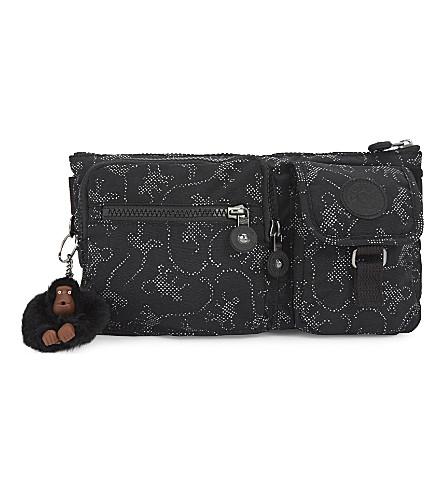 KIPLING Presto nylon bum bag (Monkey+novelty