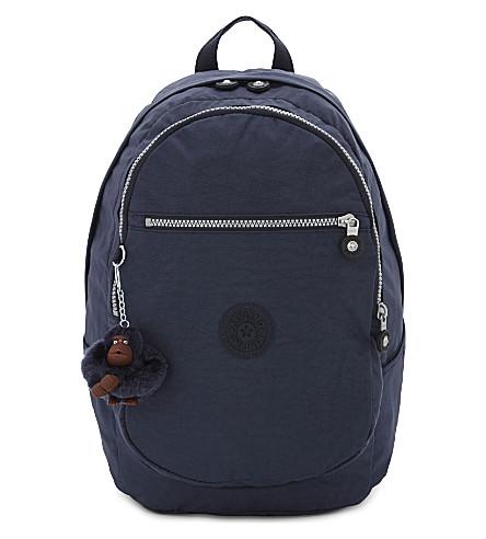 KIPLING Clas Challenger backpack (Alaskan+blue