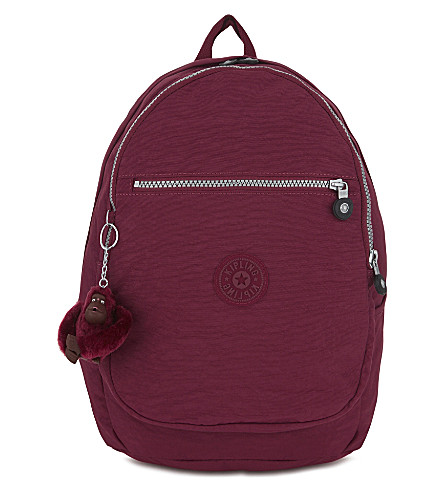 KIPLING Clas Challenger backpack (Berry