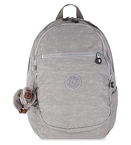 KIPLING Clas Challenger backpack (Cool grey c