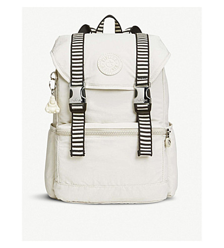 KIPLING Experience backpack (Canvas white