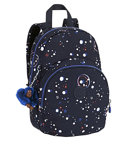 KIPLING Jaque patterned nylon backpack (Galaxy+party