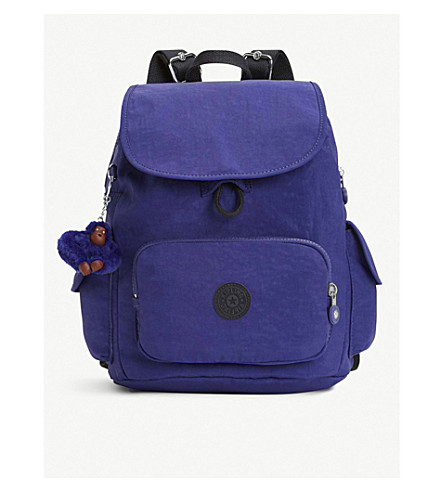 Nicekicks Outlet Really KIPLING City Pack small nylon backpack Summer purple 2018 Clearance Shopping Online LVSUzWBdrd