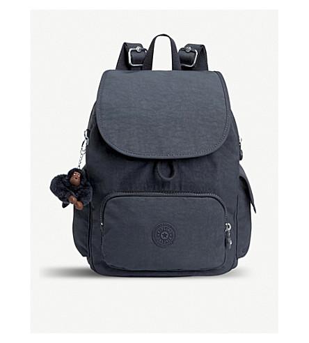 KIPLING City Pack small backpack (True+navy
