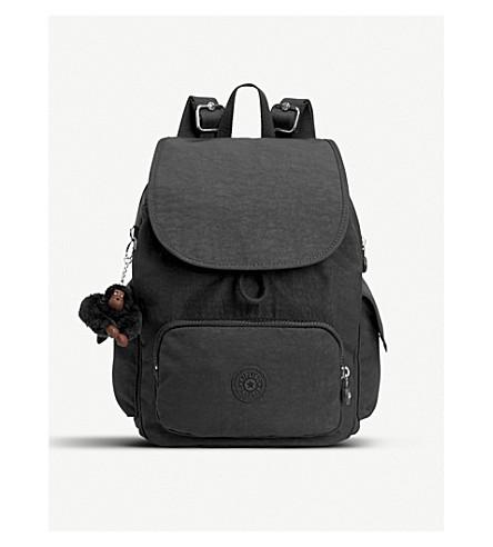 KIPLING City Pack small backpack (True+black