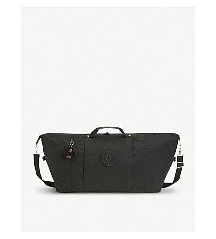 KIPLING Adonis travel duffel bag (True+black