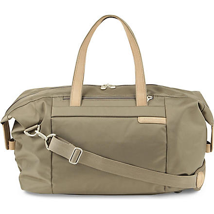 BRIGGS & RILEY Baseline large weekender bag (Olive