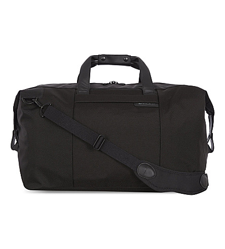 BRIGGS & RILEY Extra large weekender bag (Black