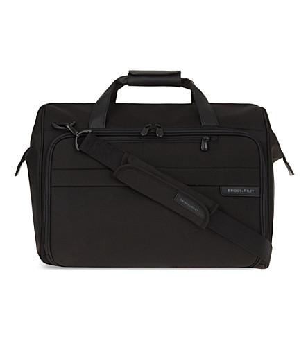 BRIGGS & RILEY 基线框架周末袋 39厘米 (黑色