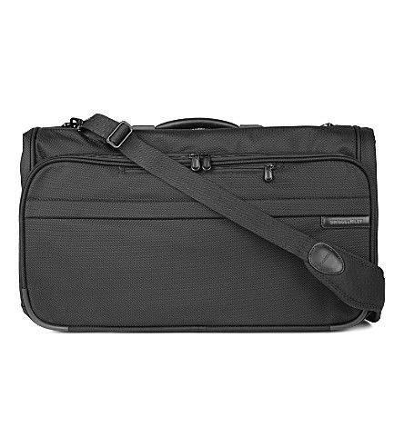 BRIGGS & RILEY Compact garment bag (Black