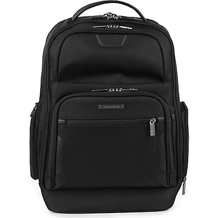 BRIGGS & RILEY @Work medium laptop backpack (Black