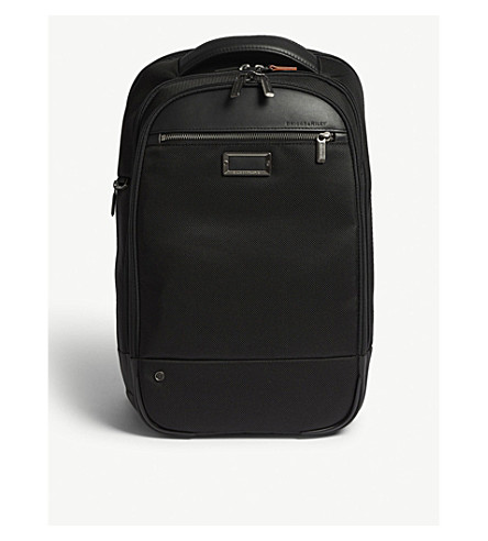 BRIGGS & RILEY @work medium nylon backpack Black Cheap Online Store Manchester Discount New Clearance Outlet Store Outlet Sast igXAK8To