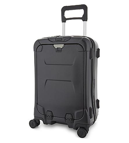 BRIGGS & RILEY Torq international four-wheel cabin suitcase 53.5cm (Tech+black