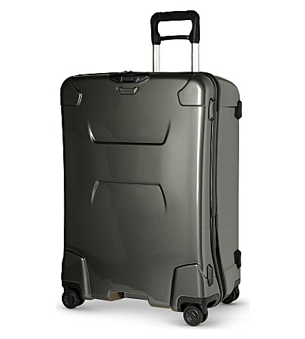 BRIGGS & RILEY Torq four-wheel suitcase 74cm (Graphite
