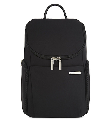 BRIGGS & RILEY Logo backpack (Onyx