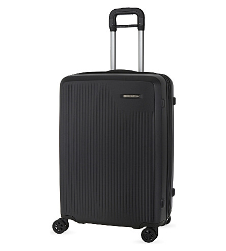 BRIGGS & RILEY Sympatico medium expandable four-wheel suitcase 68.5cm (Black