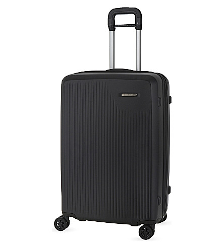 BRIGGS & RILEY Sympatico large expandable four-wheel suitcase 76cm (Black